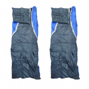 Envelope Sleeping Bag 400 Gram - Twin Pack
